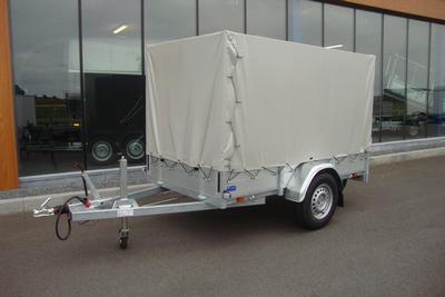 BSX huif 250x130x150cm ongemonteerd